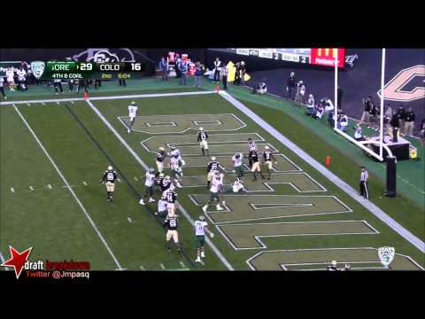 Marcus Mariota vs Colorado 2013 video.