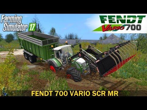 Fendt 700 Vario SCR MR v1.1.0.0