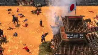 Age of Empires III - The Asian Dynasties Official Trailer