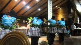 Fijian Meke Performance