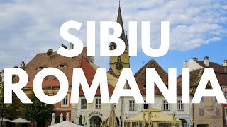 Sibiu Romania  City pictures : Sibiu, Romania - My Visit to a Transylvanian Gem [2015]