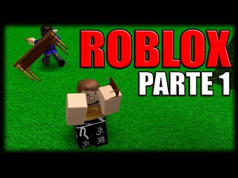 Jogando Roblox - Minigames Loucos - Parte 1