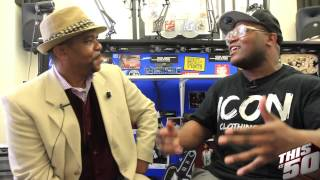 Richard Pryor Jr. Speaks on NOT Wanting Nick Cannon to Play His Dad