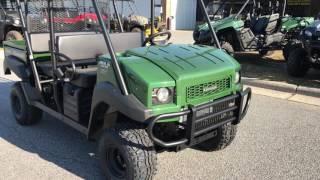 7. 2017 Mule 4010 Trans4x4