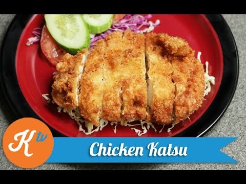 resep chicken katsu chicken katsu recipe video resep dan cara