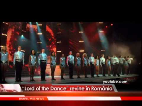 """Lord of the Dance"" revine în Români"