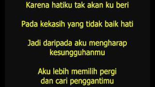 Video Astrid - Tak Ingin Dicintai [Lirik] MP3, 3GP, MP4, WEBM, AVI, FLV Juli 2018