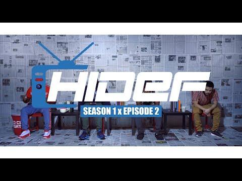 HiDEF Cypher | E2S1 | Rahn G x Brian Bars Burns x Reggie Webb x Viizion