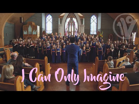 «I Can Only Imagine» by MercyMe - cover by One Voice Childrens Choir