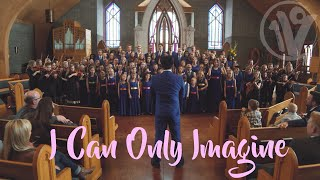 "Video ""I Can Only Imagine"" by MercyMe - cover by One Voice Children's Choir MP3, 3GP, MP4, WEBM, AVI, FLV Maret 2018"