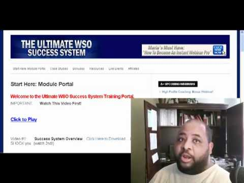 WSO Review Maria Gudelis Ultimate WSO System