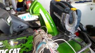 10. Mud pro 700 feul pump