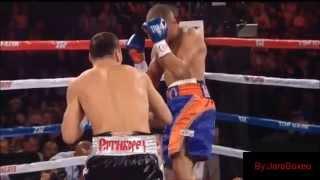 Mike Alvarado vs. Ruslan Provodnikov Best Highlights