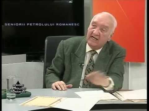 Emisiunea Seniorii Petrolului Românesc – Iulian Grădișteanu – 25 ianuarie 2014