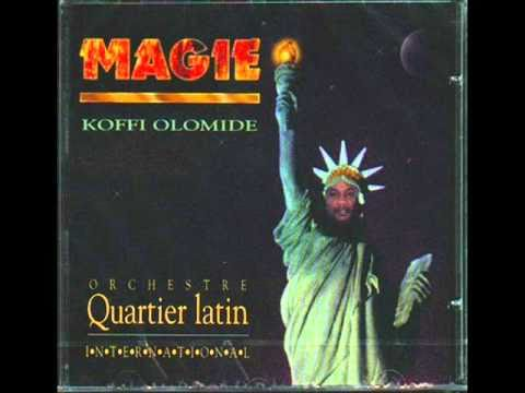 Koffi Olomide - Sylvekou[Modogo Abarabwa]