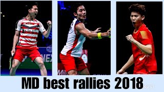 Video MD best 10 rallies of 2018 MP3, 3GP, MP4, WEBM, AVI, FLV Januari 2019