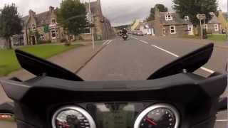 4. Riding Home: The 2013 Triumph Trophy