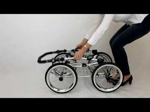 Классическая коляска Roan Rialto R-13