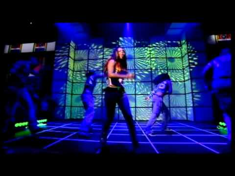 Christina Milian Am To Pm Live At Totp Uk