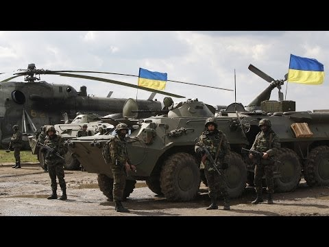 cold - http://www.democracynow.org - As negotiations over the crisis in Ukraine begin in Geneva, tension is rising in the Ukrainian east after security forces kille...