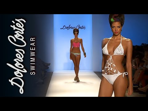 Dolores Cortez – Mercedes-Benz Fashion Week Miami Swim 2013 Runway Models Bikini Show