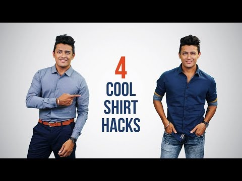 4 Cool Shirt Hacks For Every Guy | AskMen India