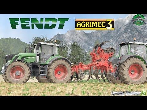 Agrimec3 ASD7 Ripper v1.0 Plough
