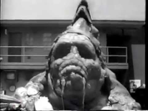 The Slime People (trailer) 1963