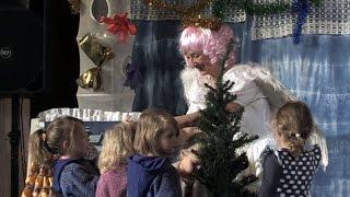 Popletené Vánoce pobavily děti