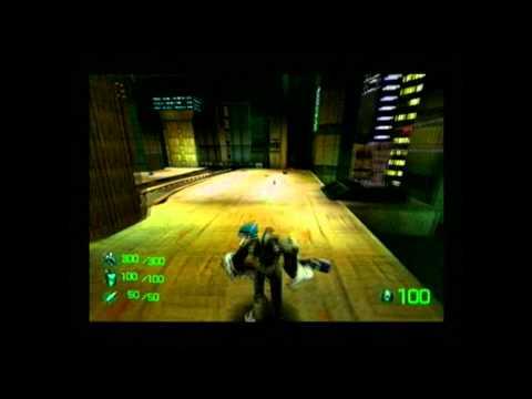 slave zero dreamcast gameplay