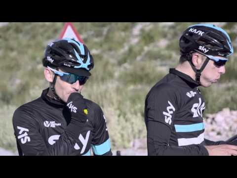 Team Sky: The Importance of Caffeine