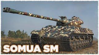 Video Somua SM • First Battle and First Ace Tanker • WoT Gameplay MP3, 3GP, MP4, WEBM, AVI, FLV Juni 2018