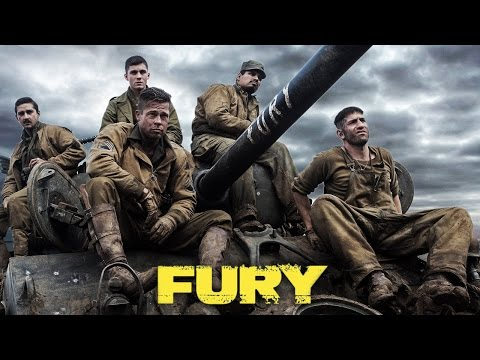 Fury (2014) - World War 2 Movie Review