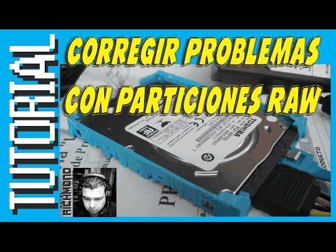 Video Cómo corregir problemas con particiones Tipo RAW en Discos Duros | 2016 download in MP3, 3GP, MP4, WEBM, AVI, FLV January 2017
