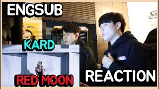 Video 카드(KARD) - RED MOON M/V l Reaction !!! download in MP3, 3GP, MP4, WEBM, AVI, FLV January 2017