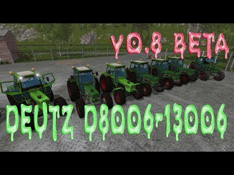 Deutz D8006-13006 v0.8 Beta