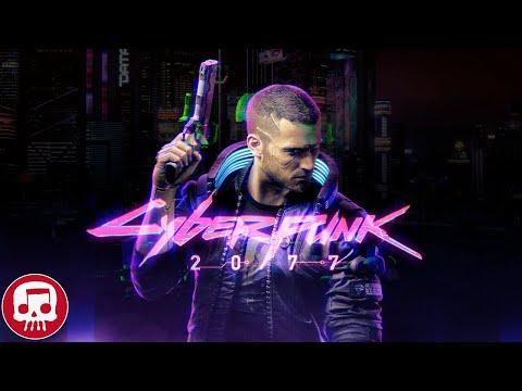 """Cyberpunk 2077 Rap by Jt Music (Feat. Andrea Storm Kaden) - """"Night On Fire"""""""