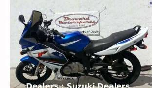 8. 2009 Suzuki GS 500F Features & Specification