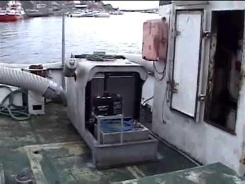 Greenland-Transfer of Atlantic Cod