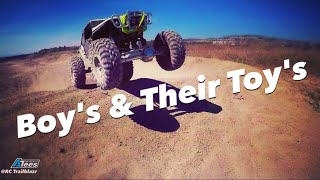 RC Trailblazr - Boys & Their Toys - Axial Wraith SCX10 Sawback - YouTube
