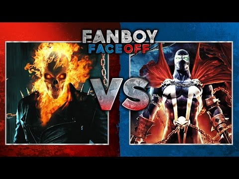 faceoff - Ghost Rider vs Spawn: Fanboy Faceoff Subscribe Now! ▻ http://bit.ly/SubClevverMovies We're going to hell and back on this week's Fanboy Faceoff as the demon powered Ghost Rider takes on...