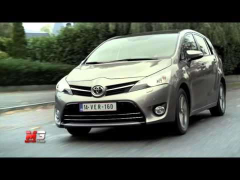 TOYOTA VERSO 2014 – TEST DRIVE
