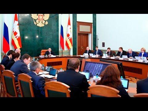Губернатор Борис Дубровский проведет совещание с главами муниципалитетов в прямом эфире