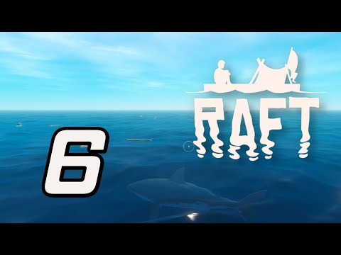"""Raft - 6 - """"Island with a Boat"""""""
