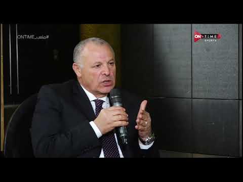 هاني أبو ريدة: رئاسة اتحاد الكرة تخدم وجودي في الفيفا