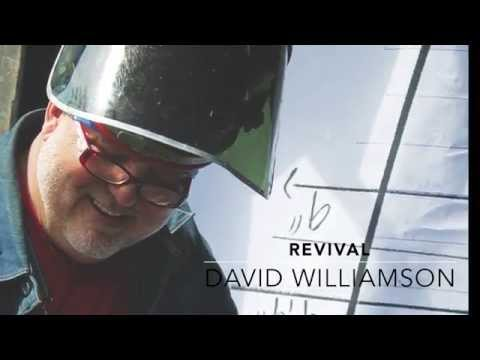 David Williamson: Revival sculpture