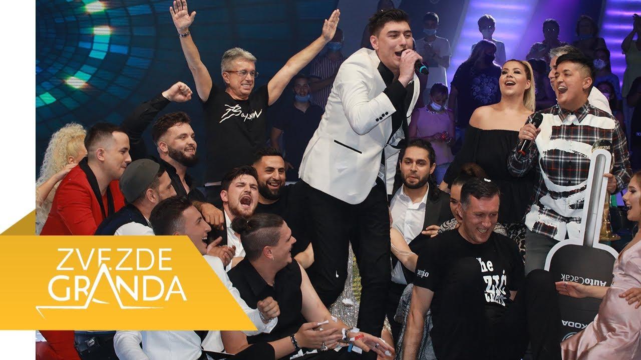 ZVEZDE GRANDA 2021 FINALE: Pobednik je Mahir Mulalić – cela 74. emisija (26. 06.) – sedamdeset četvrta emisija – snimak