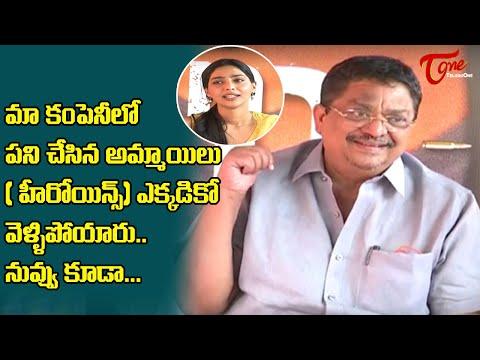 C.Kalyan Shocking Comments on Aishrya Lakshmi | #GODSE Press Meet | #SatyaDev | TeluguOne Cinema
