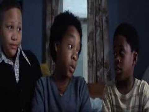 Antwone Fisher- Life with Mrs. Tate