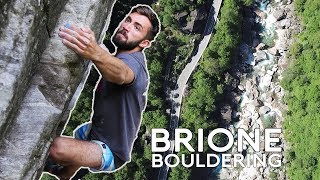 BRIONE | Boulder Paradise in the Valle Verzasca by BlocBusters